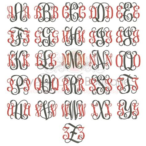 embroidery fonts machine embroidery font machine embroidery font    sizes