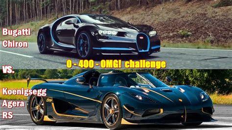 Race koenigsegg agera s vs bugatti veyron 16.4 x 5 races action version multicam_hd.mp4. 1360hp Koenigsegg Agera destroys 1500hp Bugatti Chiron in 0-400-0 challenge!!! - YouTube ...
