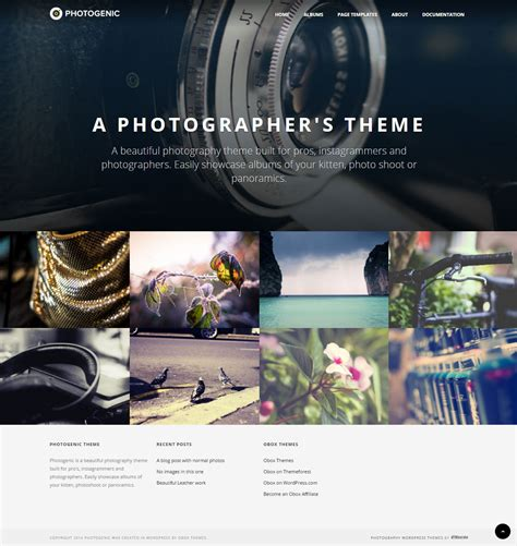 Photography Themes 15 Of The Best Photography Themes For 2017