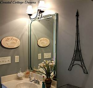 Wall eiffel tower bathroom decor office and bedroom for Eiffel tower bathroom accessories