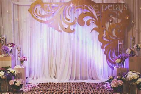 wedding backdrop  decorative cutout wedding