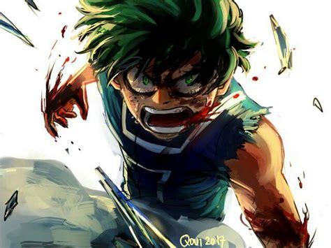 midoriya   fight  todoroki    epic