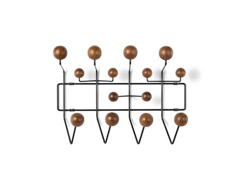vitra hang it all eames walnut hang it all 174 hang it all home accessories