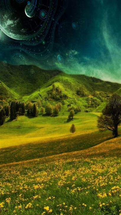 Wallpapers Nature Background Smartphone Intex Iphone Hill