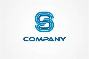 Free Logo: Letter S Logo