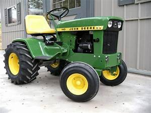 John Deere 140 H3 Engine Oil And Hydro Fluid Question
