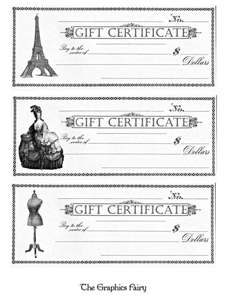 free printable photography gift certificate template best photos of create print and gift certificate