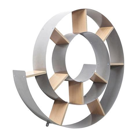 acheter chaise de bureau etagere mural argent kare design
