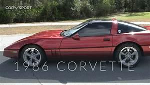 Corvette C4 1988 Model