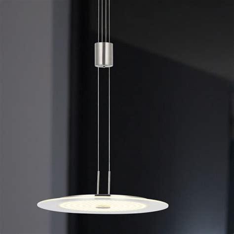 LED Pendelleuchte Glas 35 cm, LED 21,6W   WOHNLICHT