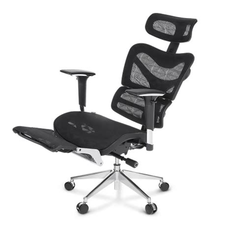 ikayaa multi function adjustable mesh ergonomic office