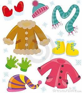 Winter Clothes Clipart – 101 Clip Art