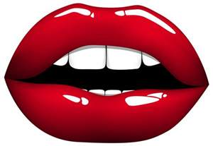 Red Lips Clip Art
