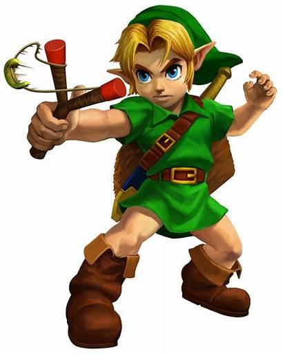 Link Ocarina Zelda