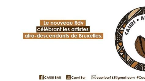 Cauri Art Session - Forest, Belgium | Solution billetterie ...