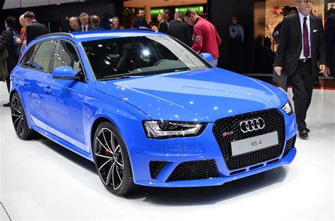2014 Audi Rs4 Avant Nogaro Selection