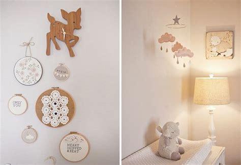 chambre bébé baby une chambre bébé joliment vintage baby deer and
