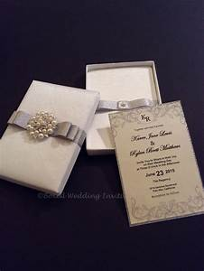 wedding decor how far should you go boxed wedding With mix box wedding invitations
