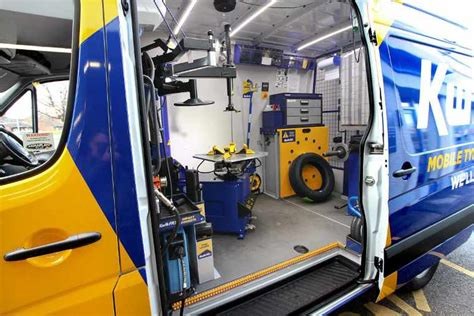 Mobile Lube Service by Kwik Fit Mobile Fitting Service What S In The