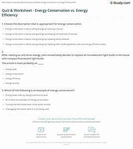 Conservation Of Energy Problems Worksheet Answers  Law Of
