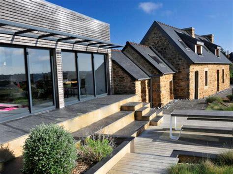 chambre d hotes spa normandie une ère bretonne devenue maison contemporaine