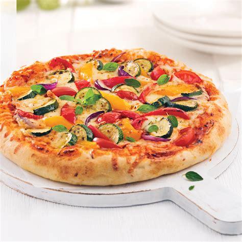 legume cuisiné pizza aux légumes grillés recettes cuisine et nutrition pratico pratique