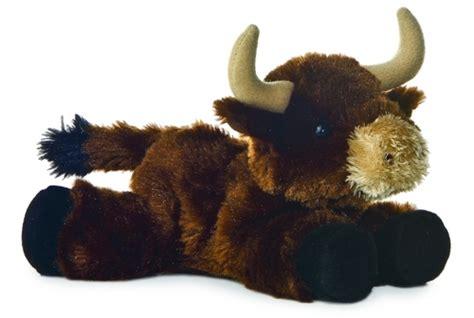 toro  bull plush toy