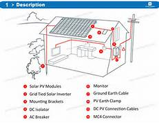 Home Solar Power System Design by 5kw Solar System Connect To Utility Grid Used For Home Buy 5kw Solar System