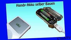 Usb Hub Selber Bauen : handy akku selber bauen iphone android einfach youtube ~ Eleganceandgraceweddings.com Haus und Dekorationen
