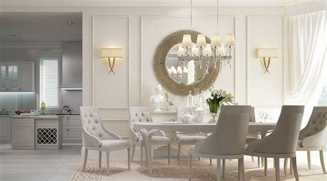 Dining Room : 20 Dining Rooms [visualized]