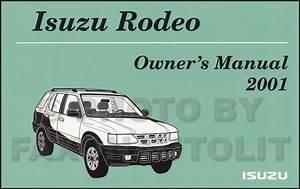 Isuzu Rodeo Schematics