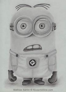 Drawing-Minions by NiceartOnline on DeviantArt