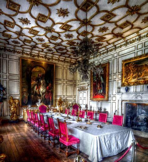 Warwick Castle Interior - digital by eichmann landscape and