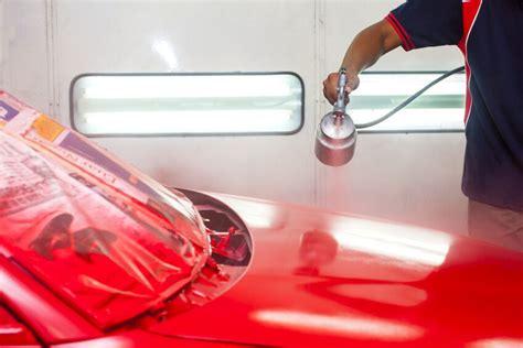 Your Guide To Choosing The Right Spray Paint For Your Car