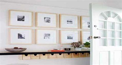 comment accrocher un meuble de cuisine au mur diy déco comment accrocher des photos avec style