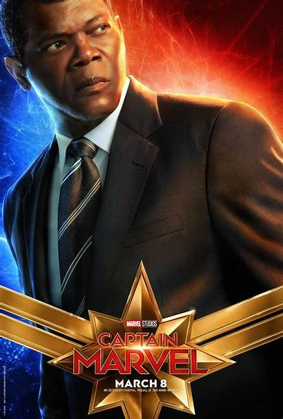 Marvel Captain Character Posters Releases Laughingplace