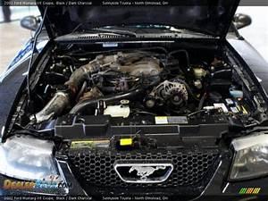 2002 Ford Mustang V6 Coupe 3 8 Liter Ohv 12