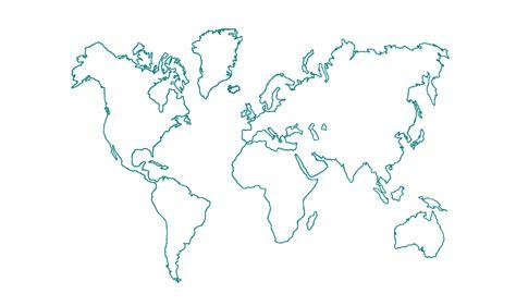 Imagen gratis en Pixabay Mapa Silueta De Mapa