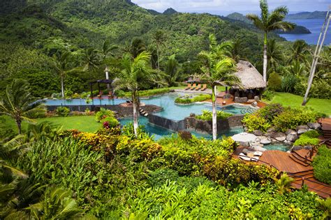 Laucala Island Resort Taveuni Fiji Awesome Views