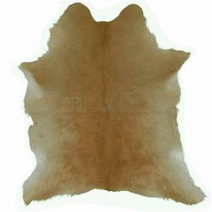Premium Cowhide - Brown - Extra Small