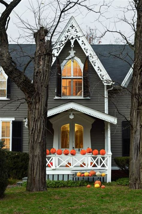 easy outdoor halloween decorations ideas magment