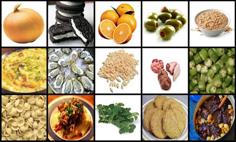 o cuisine 39 o 39 food pictures quiz by thejman