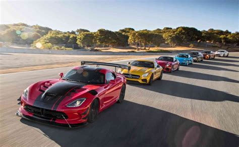 Motor Trend Launches World's Greatest Drag Race 6  95 Octane