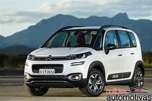 Citroen Aircross 2020  Pre U00e7o  Consumo  Motor  E Equipamentos