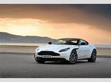 2017 Aston Martin DB11 V8 German brawn meets a British