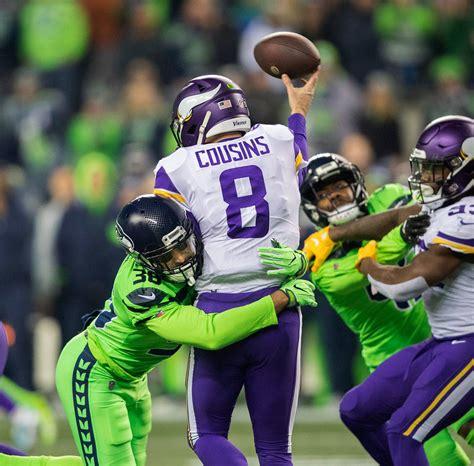 seahawks show  green machine defense   shutout