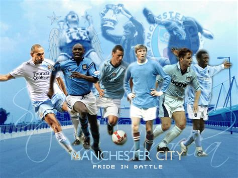 About the official man city youtube channel: Manchester City Team Football Wallpaper