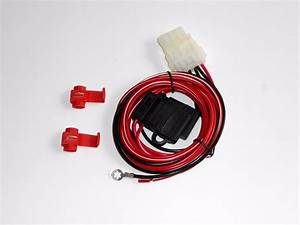 Truck Cap Wiring Harness For Third Brake Light And 12 Volt