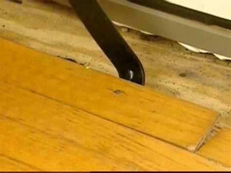 How to Repair Hardwood Flooring   how tos   DIY