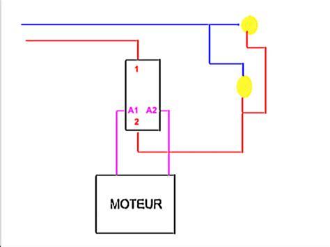 schema electrique eclairage exterieur brancher t 233 l 233 commande 233 clairage